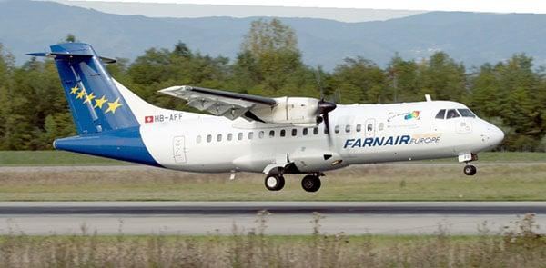 ATR42 for Cargo Charter