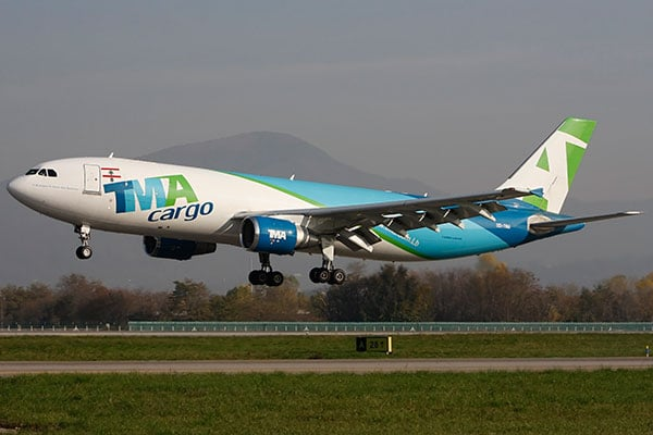 Airbus A300-600F Cargo Charter