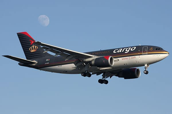 A310F for Cargo Charter