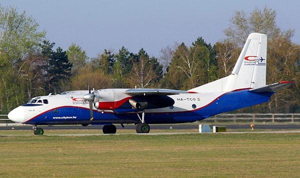 AN26 Cargo Charter