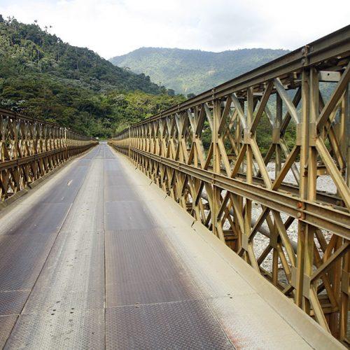 Building bridges!