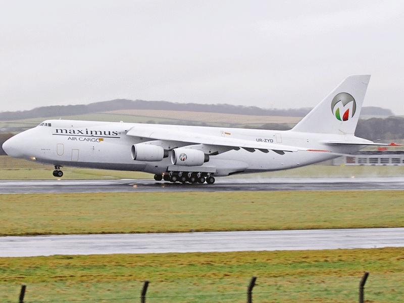 AN124 Cargo Charter