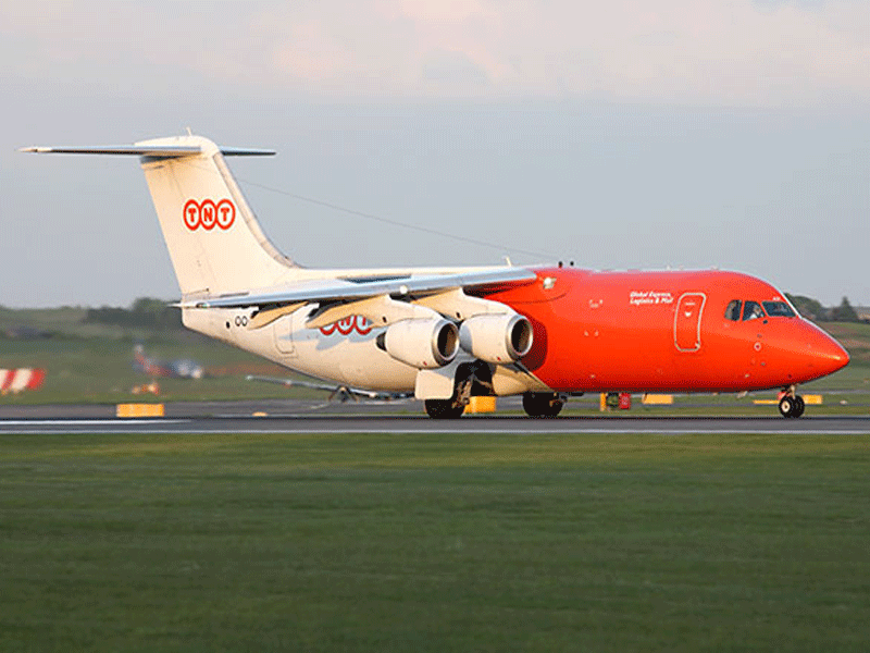 BAE146 for Cargo Charter