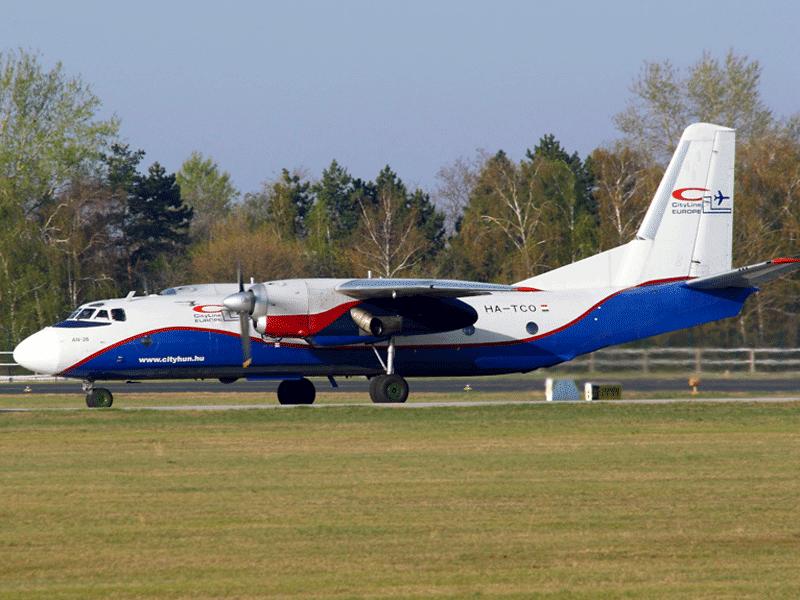 Antonov 26 - Cargo Charter