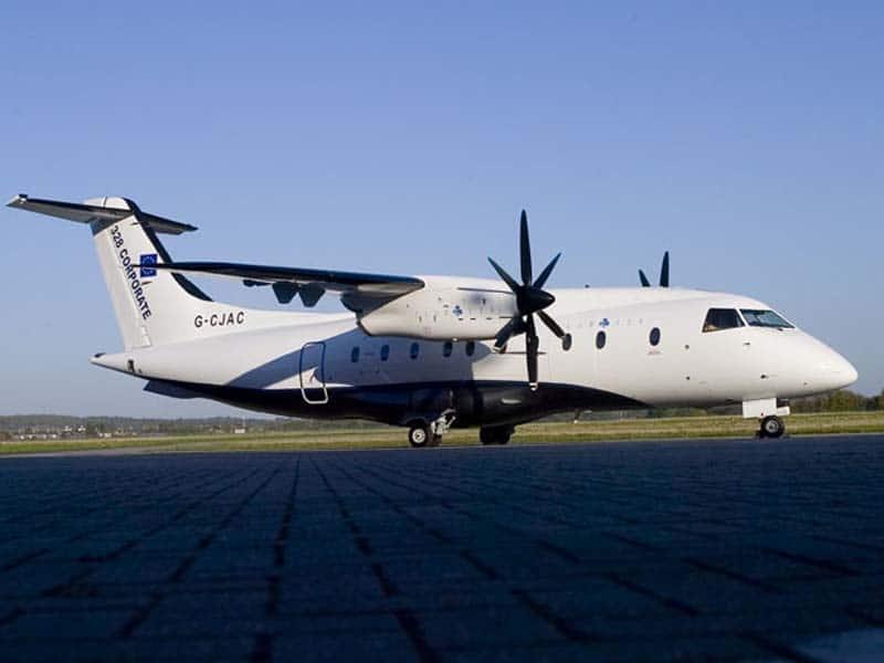Dornier 328 for Cargo Charter
