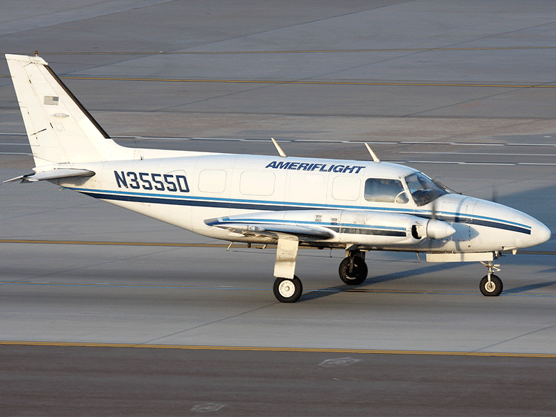 Piper Navajo for Cargo Charter