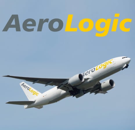 AeroLogic Plane