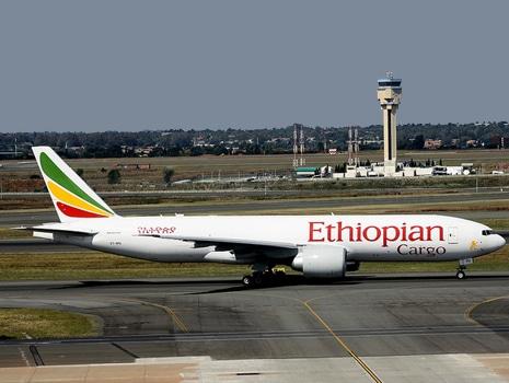 Ethiopian B777F