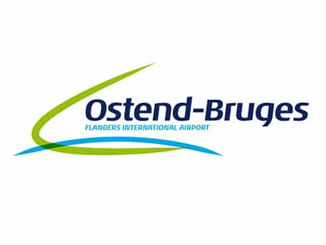 Ostend Airport Logo