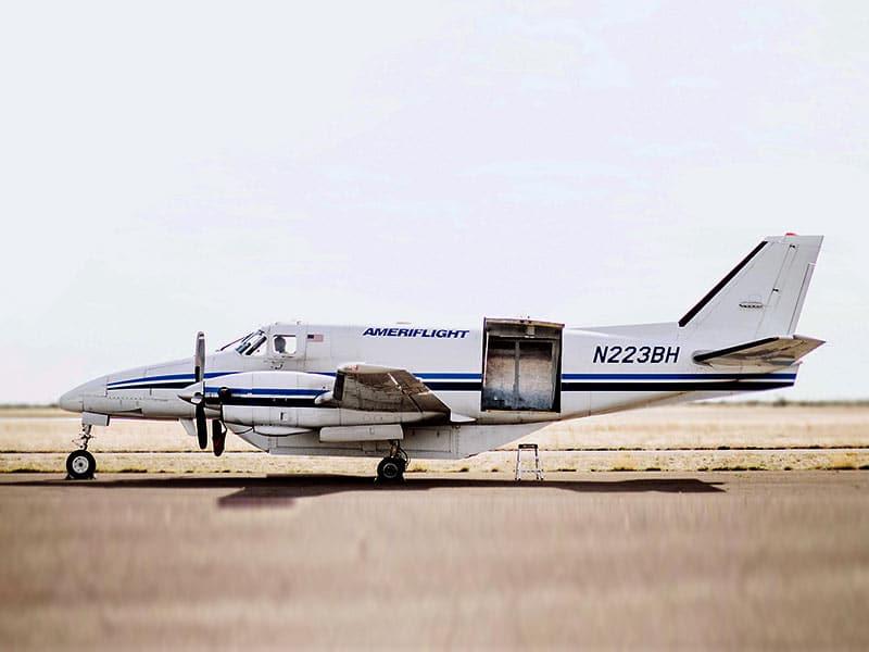 Beech 99 for Cargo Charter
