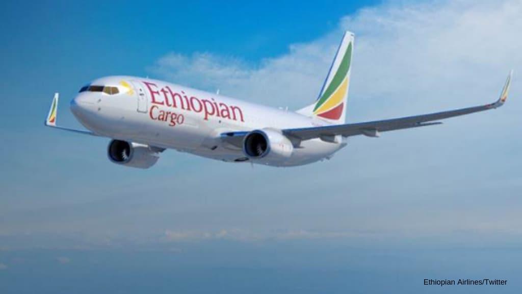Ethiopean B737-800