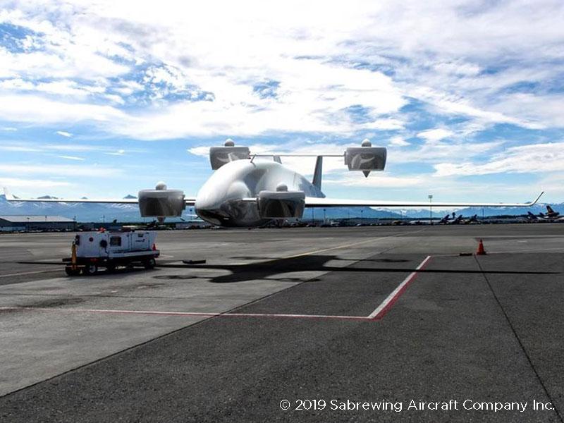 Sabrewing Aircraft